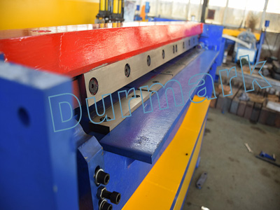 Производственная линия воздуховодов для изготовления воздуховодов